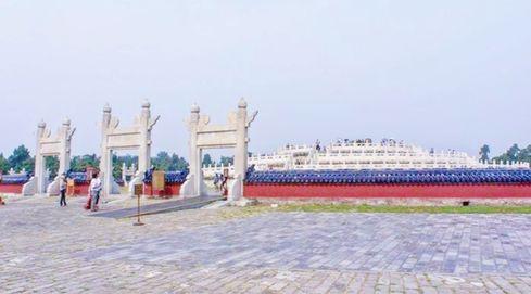 北京必玩-天壇公園圜丘