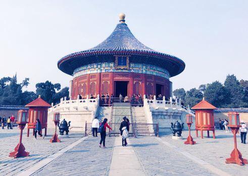 北京必玩-天壇公園皇穹宇
