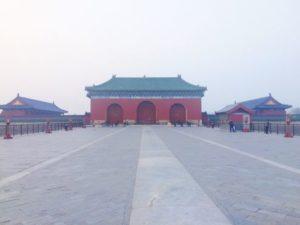 北京必玩-天壇公園丹陛橋