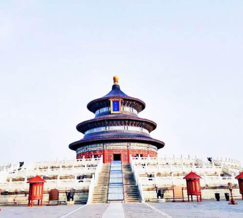 北京必玩-天壇公園祈年殿