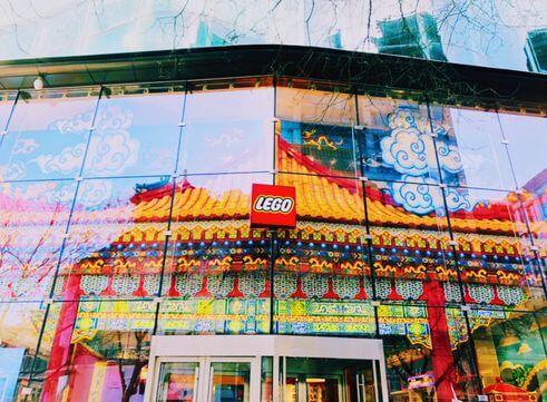 北京必玩-王府井大街-樂高旗艦店