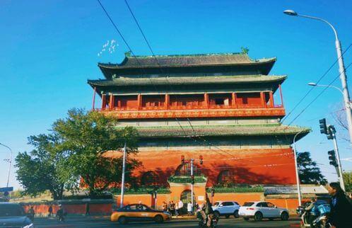 北京必玩-鼓樓鐘樓