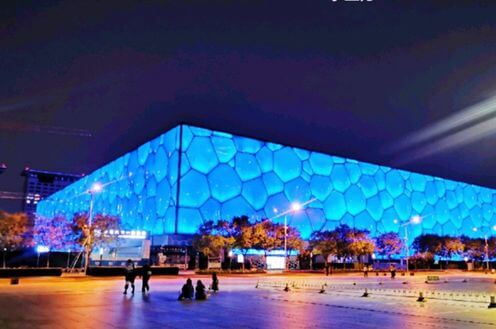 北京必玩-水立方