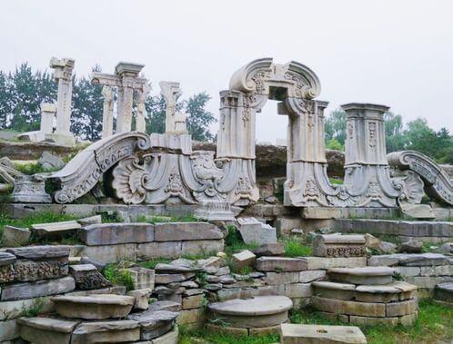 北京必玩-圓明園
