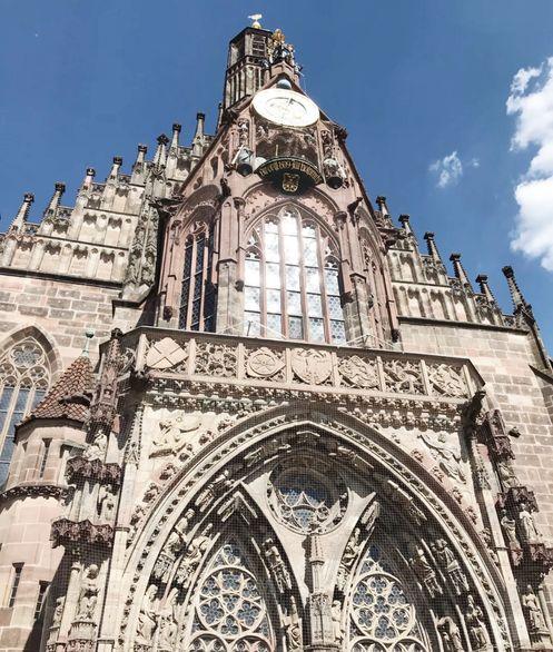 紐倫堡必玩-Frauenkirche Nürnberg 聖母堂