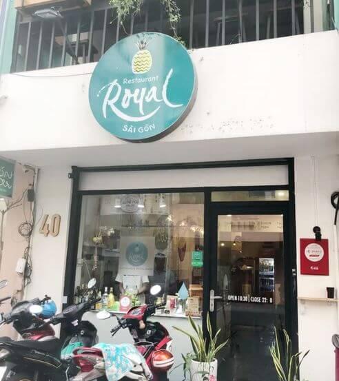 胡志明必吃-Royal Saigon Restaurant
