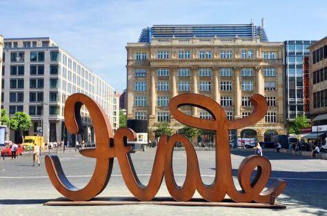 法蘭克福必玩-Goethestraße 歌德大街