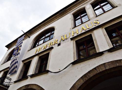 慕尼黑必吃-Hofbräuhaus München 皇家宮廷釀酒廠