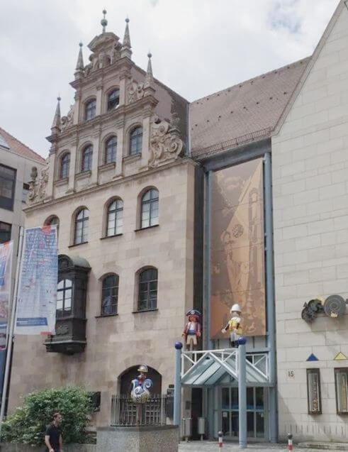 紐倫堡必玩-Spielzeugmuseum 玩具博物館