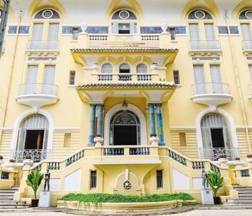 胡志明必玩-胡志明市立美術館 Bảo tàng Mỹ thuật Thành phố Hồ Chí Minh