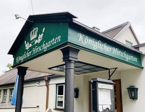 慕尼黑必吃-Königlicher Hirschgarten