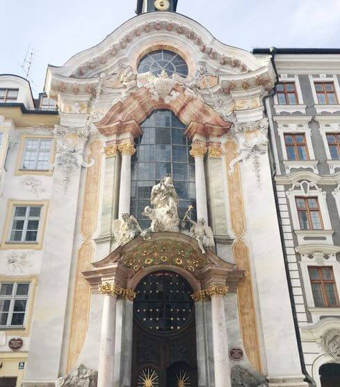 慕尼黑必玩-Asamkirche 阿桑教堂 = 阿薩姆教堂