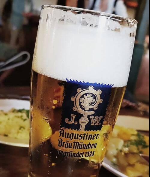 慕尼黑必吃-Augustiner Bräustuben