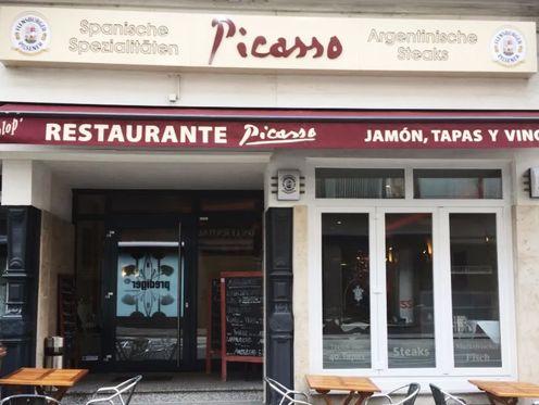 德國漢堡必吃-Restaurante Español Picasso
