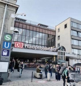 慕尼黑火車總站 München Hauptbahnhof (München Hbf)