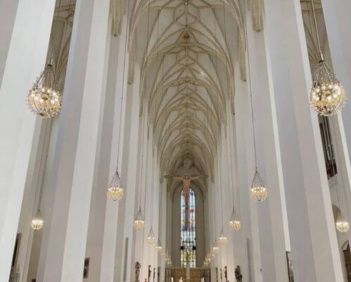 慕尼黑必玩-Frauenkirche 聖母教堂