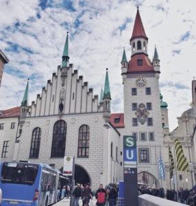 慕尼黑必玩-Altes Rathaus / Spielzeugmuseum 老市政廳