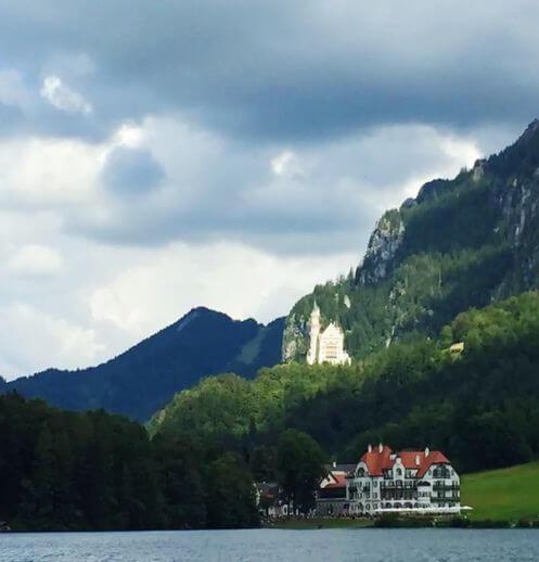 慕尼黑必玩-Alpsee 阿爾卑斯湖