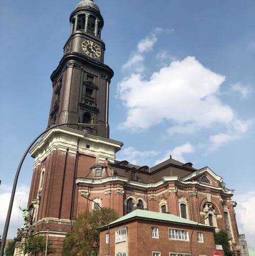 漢堡必玩-Hauptkirche St. Michaelis 聖米迦勒教堂