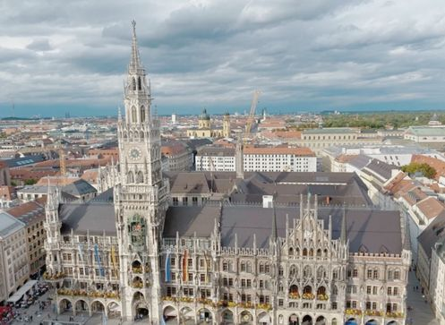 慕尼黑必玩-Peterskirche 聖伯多祿教堂 = 老彼得教堂