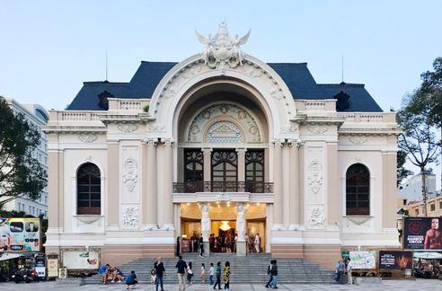 胡志明必玩-胡志明市大劇院 Nhà hát Thành phố Hồ Chí Minh