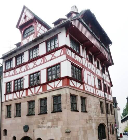 紐倫堡必玩-Albrecht-Dürer-Haus 杜勒之家 = 阿爾布雷希特·杜勒之家