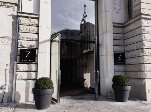 小資精選網紅飯店-柏林動物園酒店 - Hotel Zoo Berlin