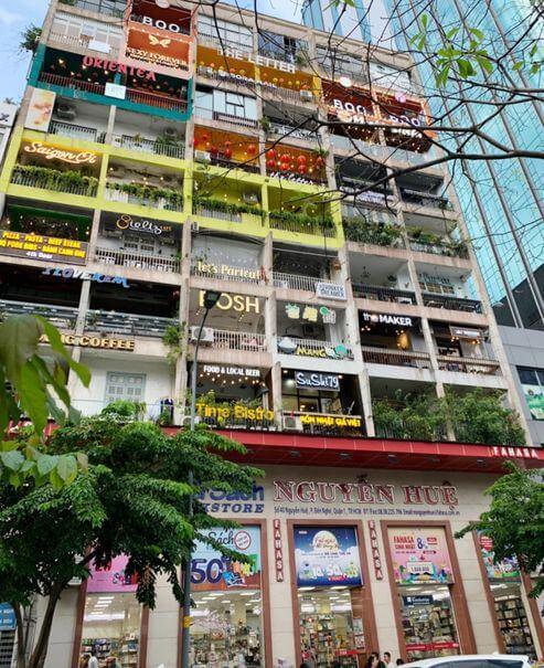 胡志明必玩-咖啡公寓 The Cafe Apartments