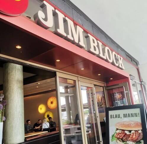 德國漢堡必吃-Jim Block