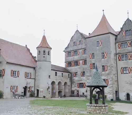 慕尼黑必玩-哈爾堡 Harburg