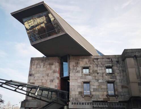 紐倫堡必玩-Dokumentationszentrum Reichsparteitagsgelände 納粹黨代會中心