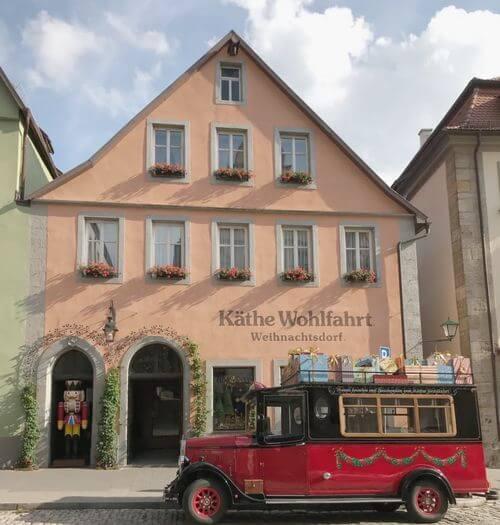 慕尼黑必玩-Rothenburg ob der Tauber 羅滕堡 = 羅騰堡