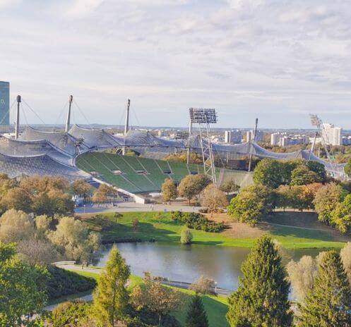 慕尼黑必玩-Olympiapark München 奧林匹克公園
