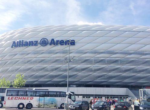 慕尼黑必玩-Allianz Arena 安聯球場