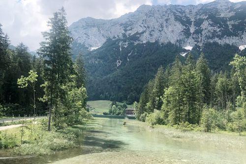 慕尼黑必玩-Königssee 國王湖-Hintersee 辛蒂湖