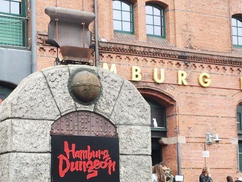 漢堡必玩-Hamburg Dungeon 漢堡地牢