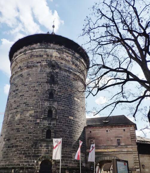 紐倫堡必玩-Kaiserburg Nürnberg 紐倫堡城堡 = 黃帝堡