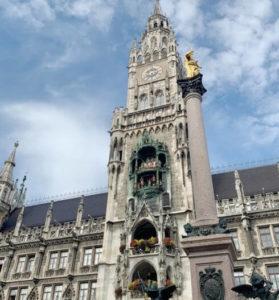 慕尼黑必玩-Neues Rathaus 新市政廳