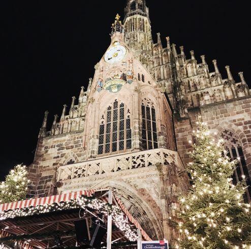 紐倫堡必玩-NÜRNBERG CHRISTKINDLESMARKT 紐倫堡聖誕市集