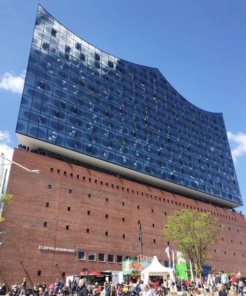 漢堡必玩-Elbphilharmonie Hamburg 易北愛樂廳