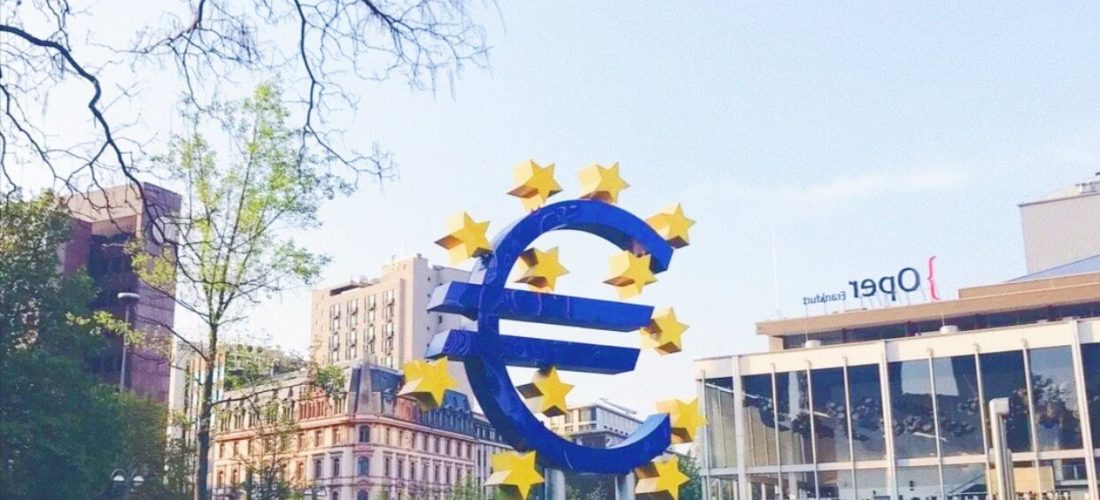 法蘭克福必玩-European Central Bank 歐洲中央銀行總部