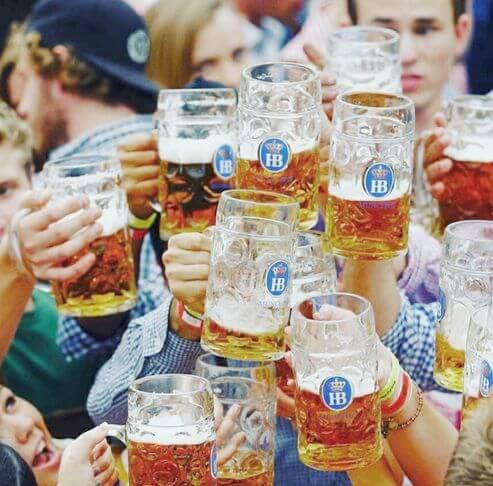 慕尼黑必玩-慕尼黑啤酒節