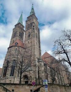 紐倫堡必玩-St. Sebald - Sebalduskirche Nürnberg 聖塞巴都堂