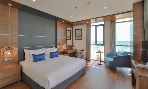 Agoda-精選飯店-峴港海安海灘水療飯店