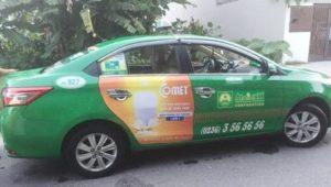 越南峴港-Mai Linh Taxi