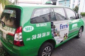 越南胡志明-Mai Linh Taxi