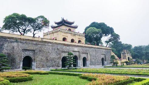 河內必玩-昇龍皇城遺址