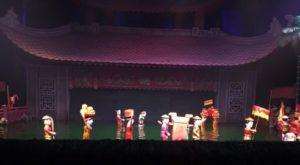 河內必玩-龍水上木偶劇院