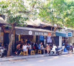 河內必吃-Bánh Mì 25