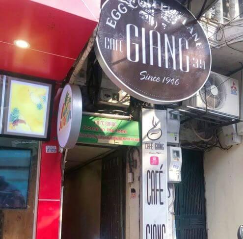 河內必吃-Giảng Cafe